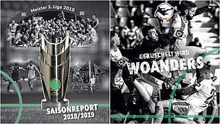 Saisonreport 2018/2019: Neue Spitzenwerte in der 3. Liga