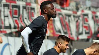 Boubacar Sanogo trainiert Union-Talente