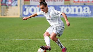 Lina Magull verlängert beim FC Bayern