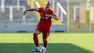 FC Bayern: Gwinn fällt nach Schulter-OP aus