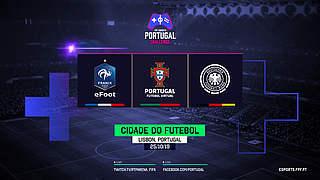 eNationalmannschaft: Turnier in Portugal