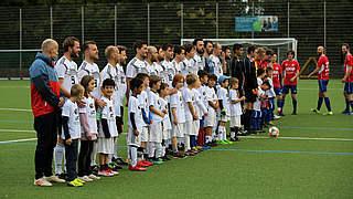 Deutsche Autoren-Nationalmannschaft siegt gegen Norwegen