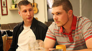 Willi Orban übergibt Kapitänsbinde und vermittelt wichtige Botschaft