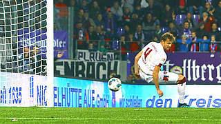 Ein Spiel Sperre für Nürnbergs Sörensen