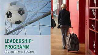 Leadership-Netzwerk für Frauen im Fußball