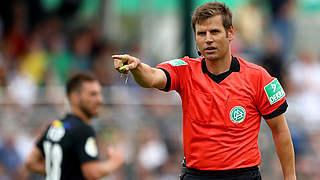 Willenborg pfeift Mainz gegen Köln