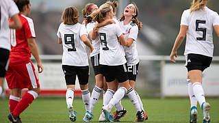 5:0 zum Saisonauftakt gegen die Schweiz