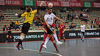 DFB-Team unterliegt Tschechien zum Auftakt