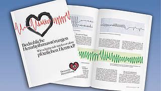 Schutz vor plötzlichem Herztod: DFB unterstützt Deutsche Herzstiftung
