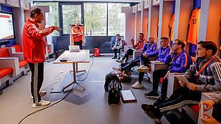 66. Fußball-Lehrer-Lehrgang zu Gast in den Niederlanden