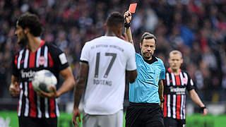 Zwei Spiele Sperre für Bayern-Profi Boateng