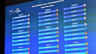 EM-Qualifikation: DFB-Team gegen Georgien, Kosovo und Österreich