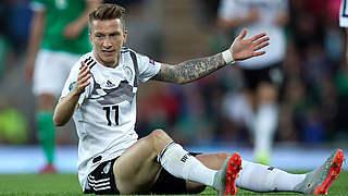 Anhaltende Sprunggelenkprobleme: Reus verpasst Länderspiele