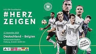 Noch Tickets fürs Belgien-Spiel erhältlich