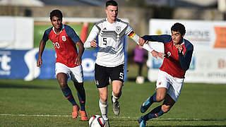 1:2 gegen Norwegen im zweiten Turnierspiel