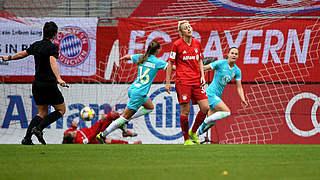 Achtelfinale: Wolfsburg siegt beim FC Bayern