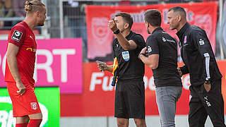 DFB-Sportgericht weist Halle-Einspruch erneut zurück