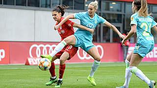 Ein Pokalspiel Sperre für Bayern Münchens Jovana Damnjanovic