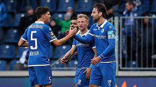 3. Liga: Münster gegen Magdeburg live bei Magenta Sport