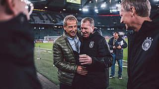 DFB stellt Köpke bis Jahresende für Engagement bei Hertha BSC frei