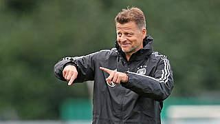 U 18 startet gegen Serbien in die Saison