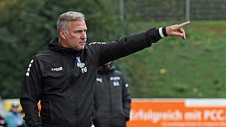 Duisburgs Trainer Thomas Gerstner: Jena ist eine Wundertüte