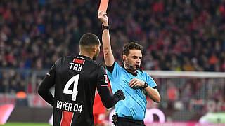 Zwei Spiele Sperre für Leverkusens Tah