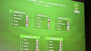 Nach Losentscheid: DFB Ausrichter der Nations League