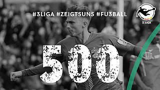 3. Liga knackt 500-Tore-Marke früh wie nie