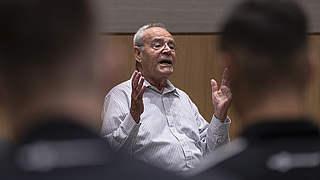 Holocaust-Überlebender Zvi Cohen: Sport kann Brücken bauen
