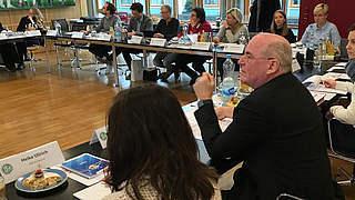 Q&A zum DFB-Ausschuss Frauen-Bundesligen