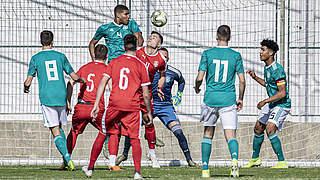 Video: U 18 verliert gegen Serbien