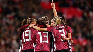 Weltrangliste: DFB-Frauen weiter Zweiter