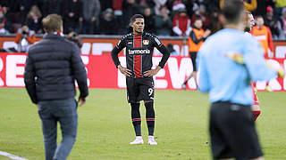 Drei Spiele Sperre und 20.000 Euro Geldstrafe für Leverkusens Bailey