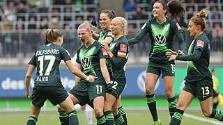 Alex Popp und VfL Wolfsburg: Im besten Fall das Triple