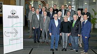 Keller übernimmt Vorsitz im Kuratorium der Braun-Stiftung