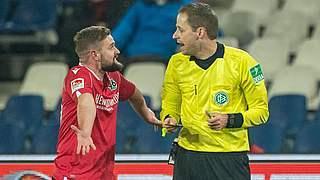 Sportgericht weist Hannover-Einspruch gegen Darmstadt-Spiel zurück