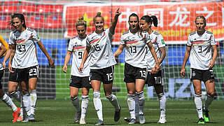 DFB-Frauen: Jahresquiz in der Fan Club-App