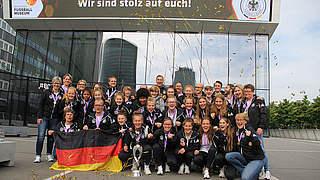 EM-Jahr 2019: Titel und Tränen bei den Juniorinnen