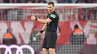 Zwayer pfeift Hoffenheim gegen Dortmund