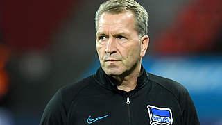 Köpke beendet Aufgabe bei Hertha BSC