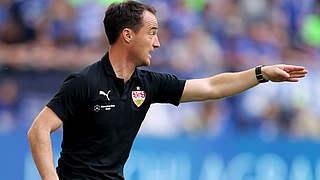 VfB-Trainer Willig: Jeder Jahrgang schreibt eigene Geschichte