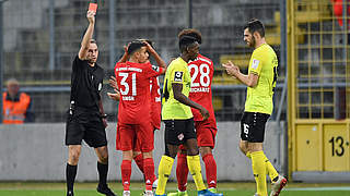 Zwei Spiele Sperre für Singh von Bayern II