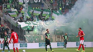 13.000 Euro Geldstrafe für VfL Wolfsburg