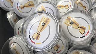 Pokal-Halbfinalauslosung live auf DFB-TV und Facebook