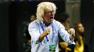 Winnie Schäfer brennt auch mit 70: Trainer kennen kein Alter