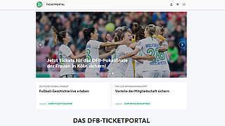Reservix ist neuer Ticketpartner des DFB
