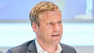 Holger Blask wird neuer Geschäftsführer Marketing und Vertrieb der DFB GmbH