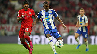 Hertha BSC gegen FC Bayern live bei Sky