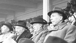 Heute vor 70 Jahren: Der DFB ist zurück